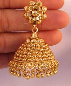 Earrings Design Images Gold Jewellery Designs To Celebrate Durga Ashtami My