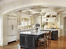 kitchens with 2 islands traditional kitchen with two islands beck allen cabinetry