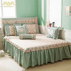 romorus new beautiful princess floral bed skirt 100