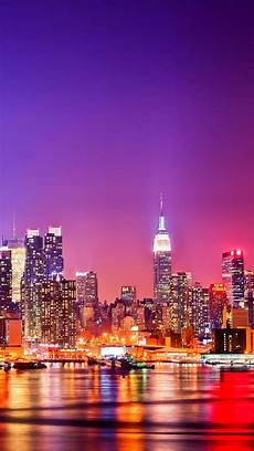 Iphone Wallpaper City Skyline by New York City Skyline Wallpaper For Iphone 5 5s And 5c