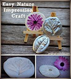 nature impression craft
