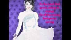 Hit The Lights Lyrics Selena Gomez Youtube Selena Gomez Hit The Lights Whith Lyrics Youtube