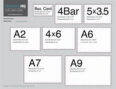 What Size Is A2 Card White Space Wholesale Printing By Stationeryhq
