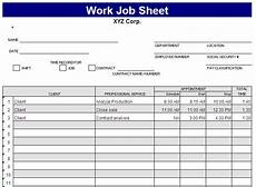 Job Costing Template Excel Job Costing Sheet Excel Template Excel Templates