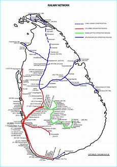 Colombo Light Rail Route Map Colombo Wikitravel