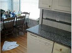 Caledonia Granite Countertops Installed in Charlotte NC   YouTube