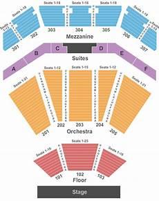 Spirit Mountain Casino Seating Chart The Venue At Horseshoe Casino Seating Chart Amp Maps Hammond