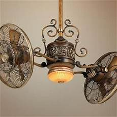 Steampunk Ceiling Fan With Light Steampunk Ceiling Fan Add A Neo Victorian Twist To Your