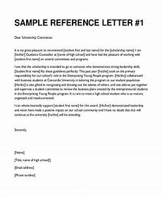 Letter Of Recommendation College Sample Free 8 Sample College Letters Of Recommendation In Pdf