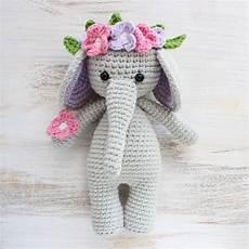 cuddle me elephant crochet pattern amigurumi today