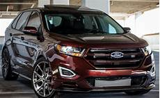 Ford Edge 2020 by 2020 Ford Edge Exterior Interior Engine Price