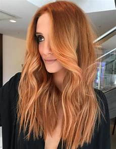 Red To Light Brown Hair 40 Fresh Trendy Ideas For Copper Hair Color