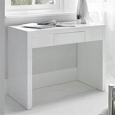 lpd puro 1 drawer high gloss dressing table white home