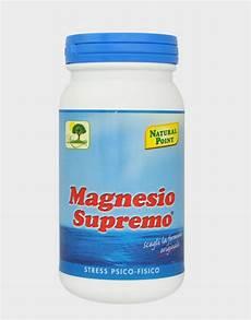 magnesio supremo stipsi il magnesio supremo cos 232 a cosa serve e dove trovarlo al