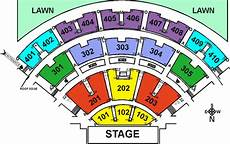 Toronto Amphitheatre Seating Chart Summer Outdoor Concerts North Of The Border In Toronto Tba