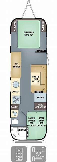 floor plans remodeled cers trailer remodel airstream