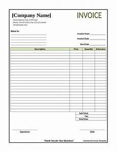 Free Fillable Invoice 2018 Invoice Template Fillable Printable Pdf Amp Forms
