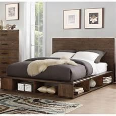 mckinney platform bed bernie phyl s furniture by