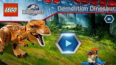 Lego Jurassic World Malvorlagen Lego Jurassic World Demolition Dinosaur