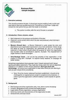Business Proposals Templates Business Proposal Templates Examples Business Plan