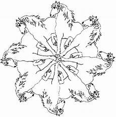 Malvorlagen Mandalas Pferde Konabeun Zum Ausdrucken Ausmalbilder Mandala Pferde 20625