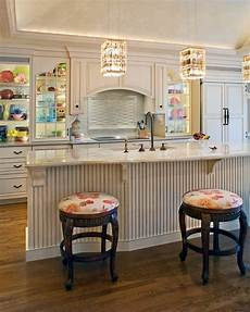Kitchen Island Are More Practical Than Kitchen Bars Kitchen Island With Bar Seating Simple And Practical