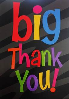 Thank You For The Visit Big Thank You Thank You Quotes For Birthday Thank You