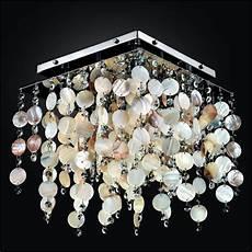 Cityscape Light Fixture Oyster Shell Ceiling Light Cityscape 598s Glow 174 Lighting