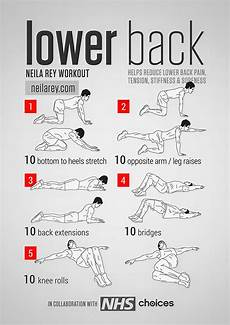 Lower Back Stretches Chart Best Lower Back Stretches Tfe Times