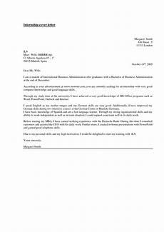 Cover Letter For Internship In Computer Science Cover Letter For Internship Germany Cv And Cover Letter