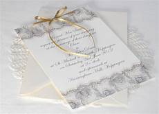 Lace Wedding Invitation Lace Wedding Invitations
