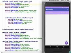 Android Main Activity Design Android Studio Can I Set A Background Color In Java Class