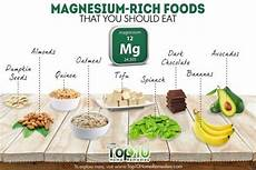 Magnesium Rich Foods Chart 10 Magnesium Rich Foods That You Should Eat Top 10 Home