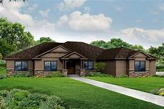 Home Design And Style 3 Bed Craftsman Style Ranch Home Plan 72801da