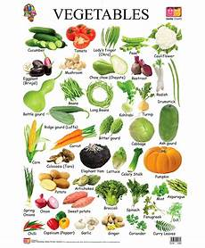 Vegetable Picture Chart Vegetables Chart Google Search Food Pinterest