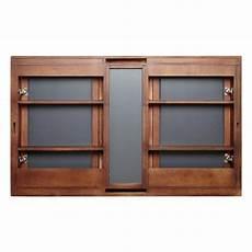 signature hardware 60 quot palmetto medicine cabinet ebay