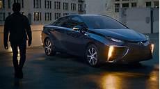 toyota mirai 2020 toyota doubles on hydrogen with 2nd mirai s 2020