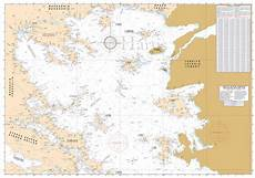 Aegean Nautical Charts North Aegean Sea General Pilot Nautical Chart Hartis Org