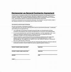 Simple Contractor Agreement Template Contractor Agreement Template 23 Free Word Pdf Apple