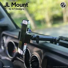 67 Design Jeep Jl Mount Gladiator Mount Driver Edition With Universal