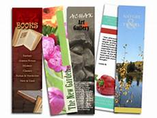 Promotional Bookmarks Cheap Bookmark Printing Custom Bookmarks Printsafari Com