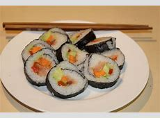 Home made Sushi Rolls (Party / Finger Food)   Homemade