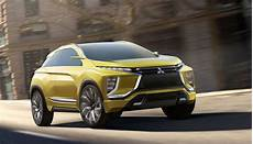 mitsubishi electric car 2020 all electric mitsubishi ex crossover concept images