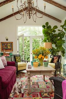 take a peek inside this colorful california cottage hgtv