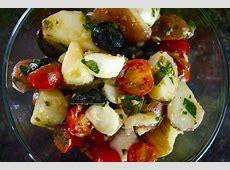 Giada's delicious Red Potato and Tomato Salad   Giada