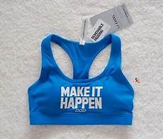 Nwt Lorna Fitness Sports Bra Quot Make It Happen Quot Nu