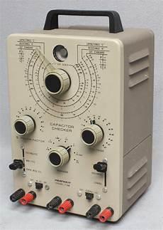 Radiolaguy Com Heathkit It 28 Capacitor Checker