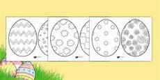 easter card template ks1 ks1 easter egg template colouring sheets