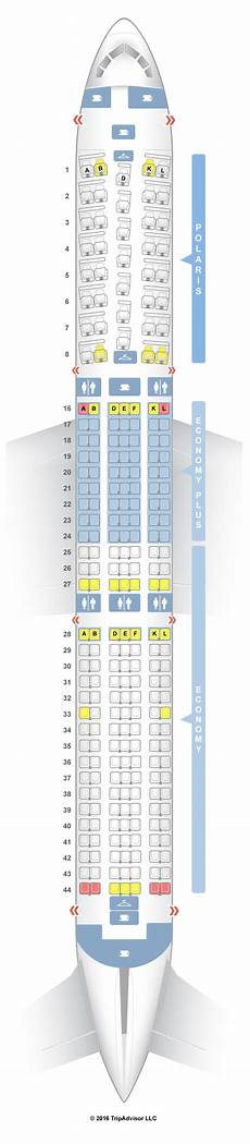 Boeing 767 400 Seating Chart Seatguru Seat Map United Boeing 767 400er 764 Intl