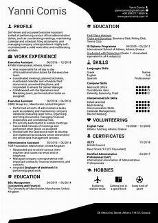 Keywords For Executive Assistant Resume Executive Assistant Resume Example Best Of Resume Examples